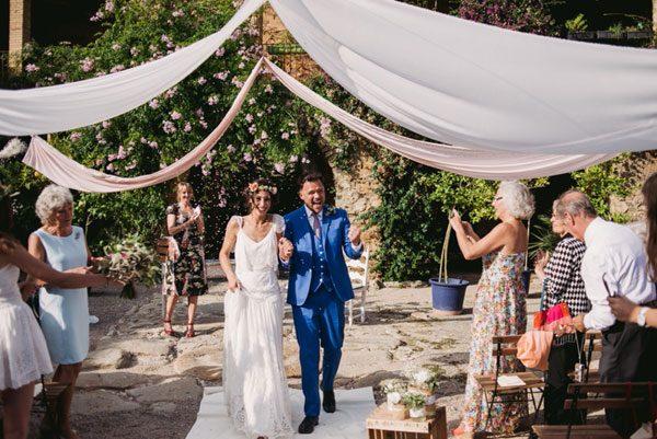 Bohemian Wedding 011
