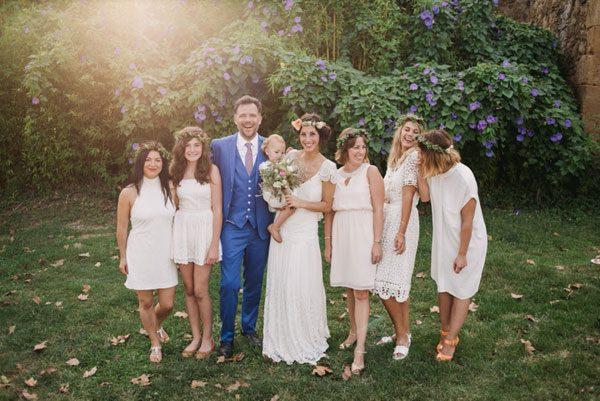 Bohemian Wedding 014