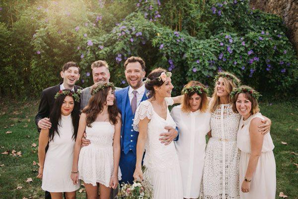 Bohemian Wedding 016
