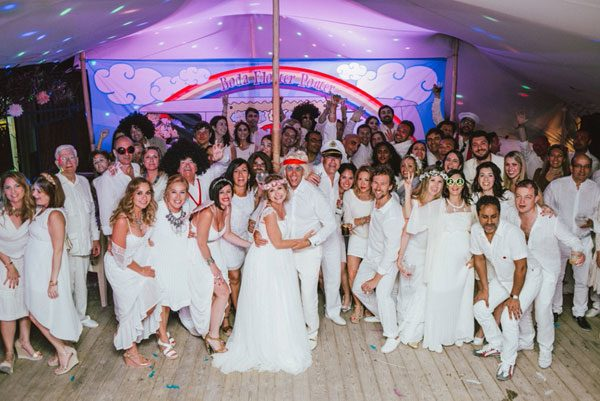 Ibiza Wedding - Ushuaia Beach Hotel
