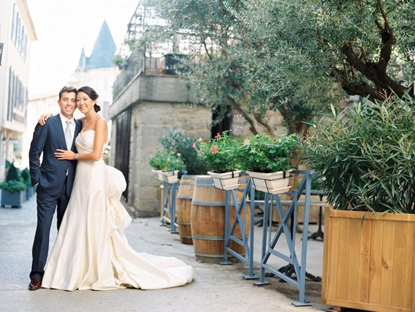 The Perfect South of France Wedding
