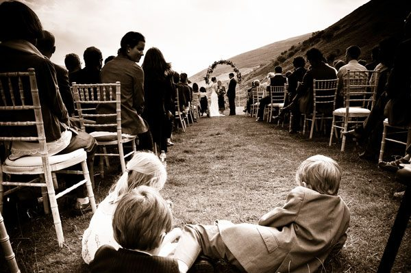 College Valley Wedding in Northumberland