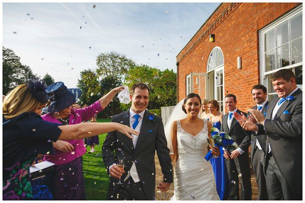 Kate & Luke's Wedding at Puckrup Hall