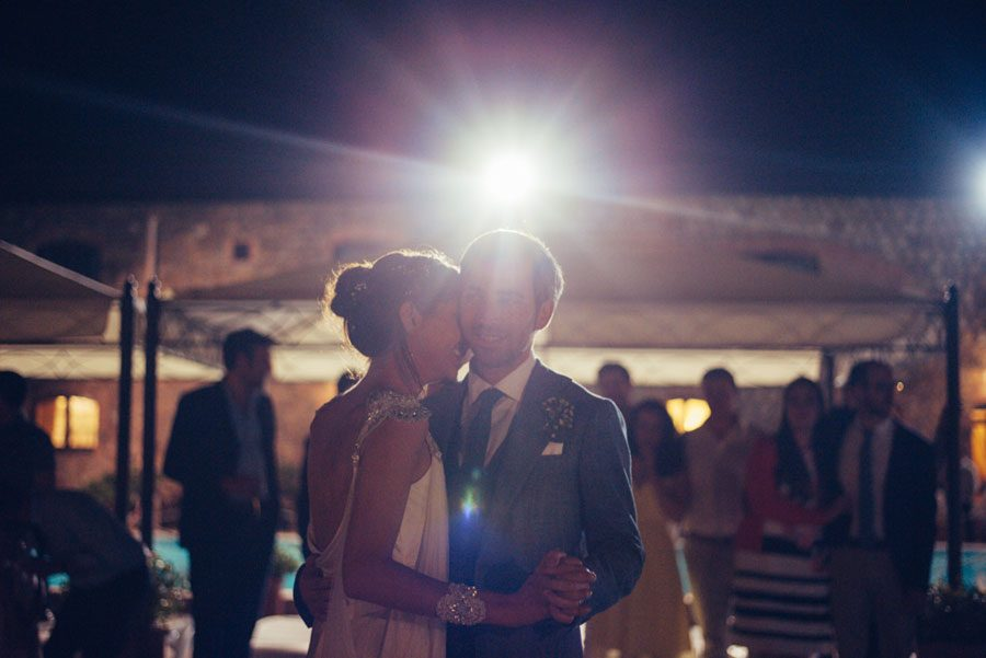 Italian Town Wedding in Cefalu, Sicily