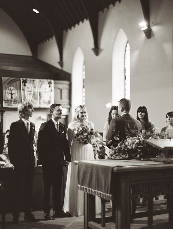 Boho Coos Cathedral Wedding 05
