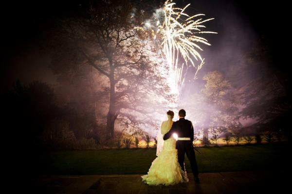 Weddings & Fireworks!