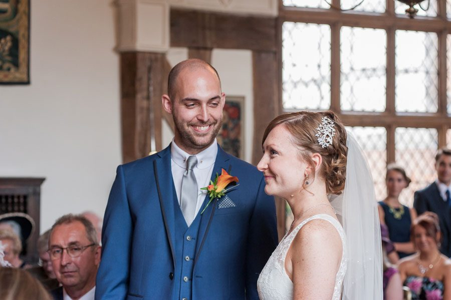 Birtsmorton Court Wedding in Malvern