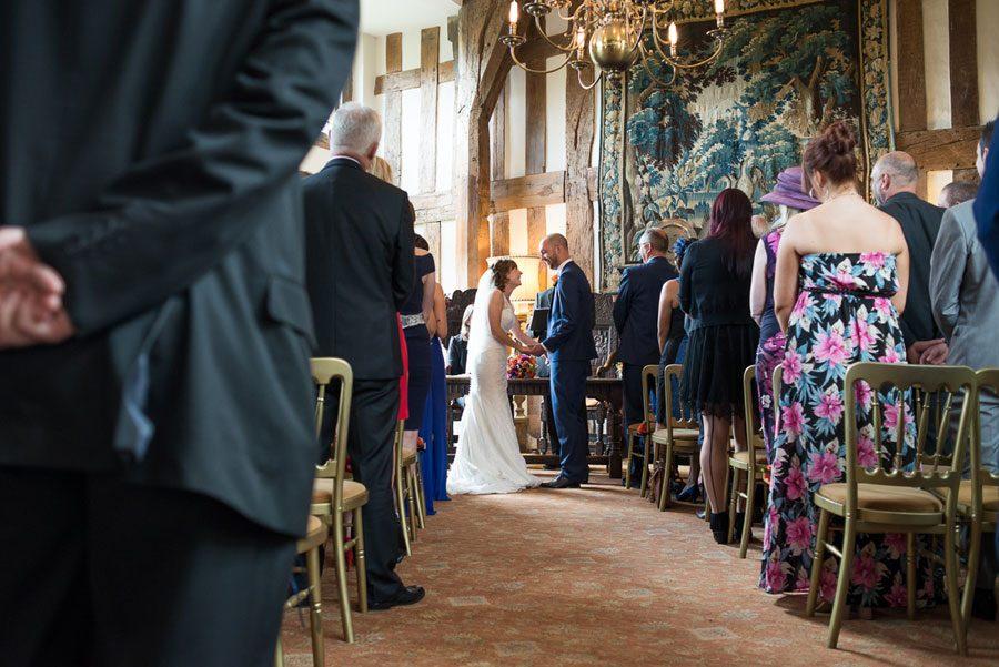 Birtsmorton Court Wedding in Malvern