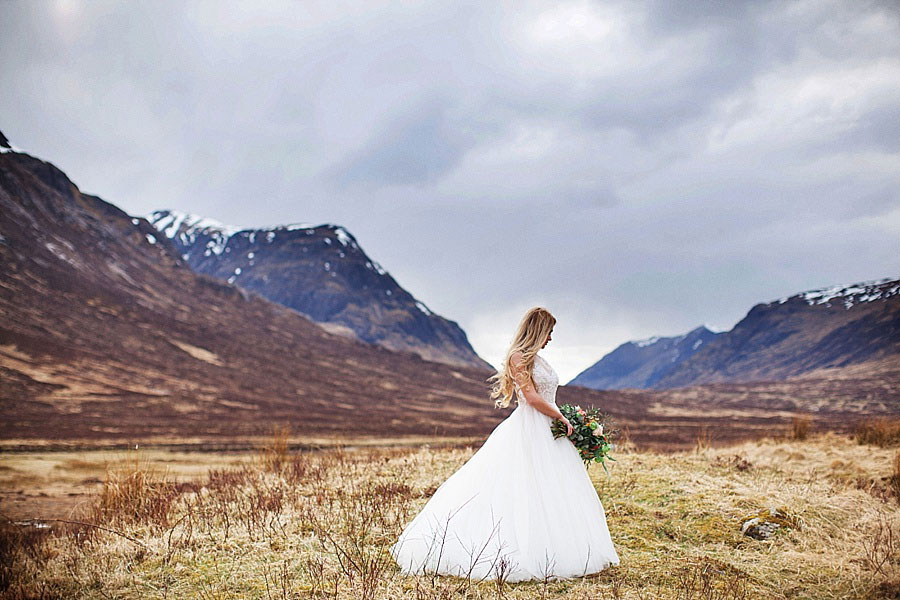 Elopements & Engagement Shoots in Scotland