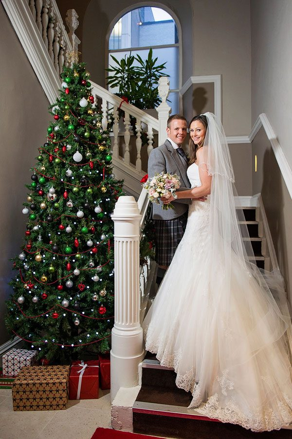 Christmas Wedding 013
