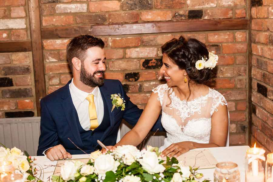 Little Hallingbury Mill Rustic Wedding