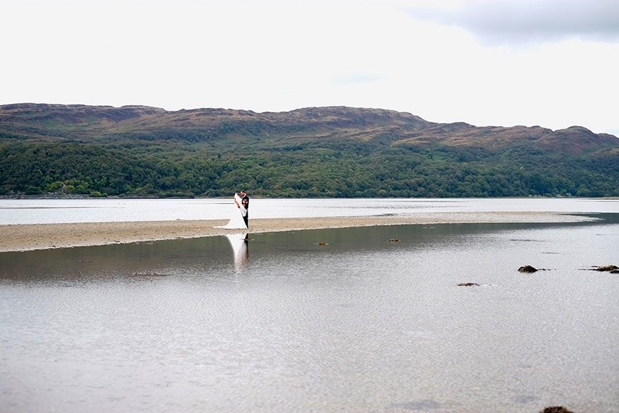 Esther and Jim's Wedding in Scotland