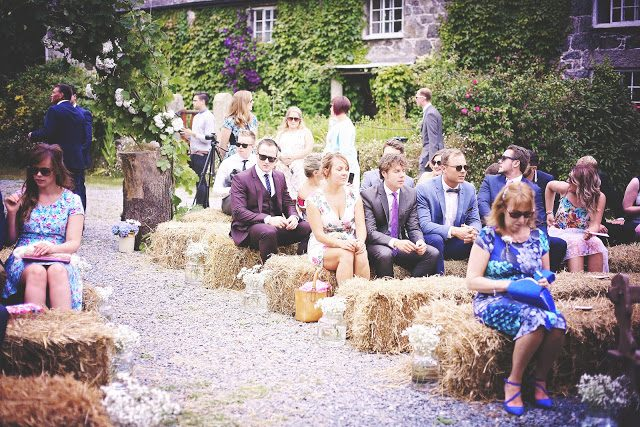 Beautiful Boho Wedding - Cornish Camels Farm