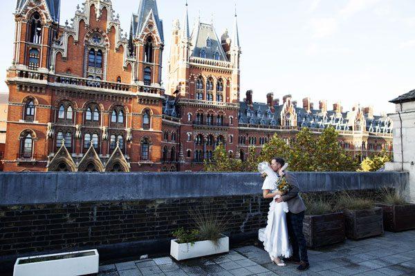 Camden Town London Wedding 06