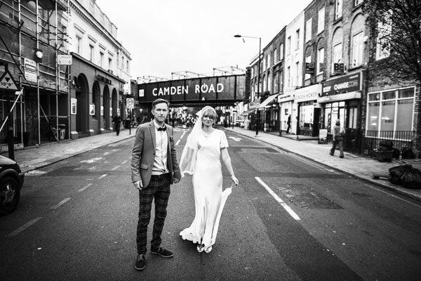 Camden Town London Wedding 014
