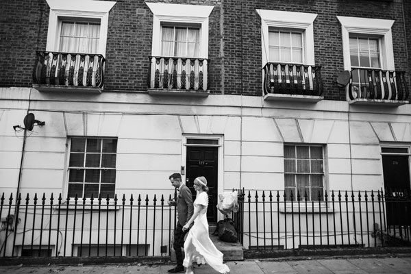 Camden Town London Wedding 015