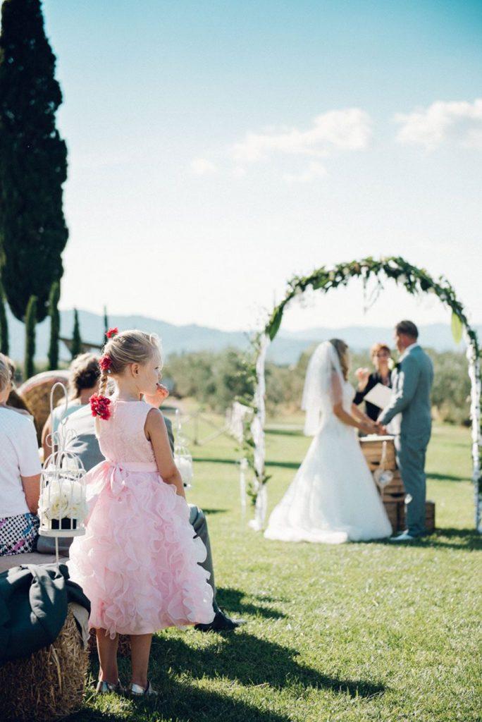 Italian Villa Wedding