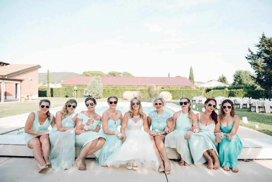 A Luxurious Italian Villa Wedding