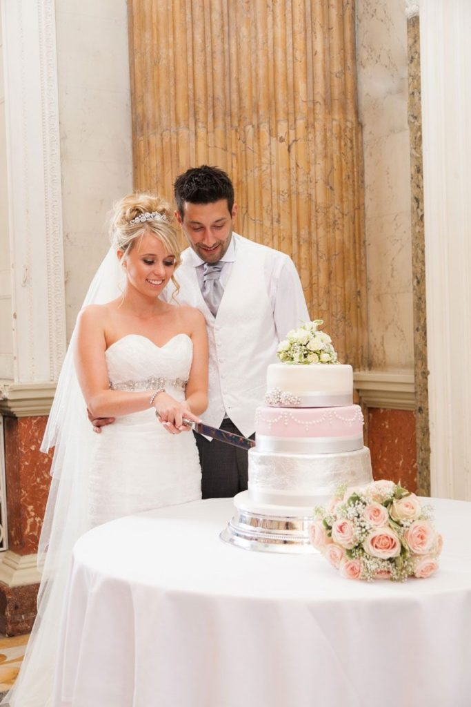 Wentworth Church Wedding