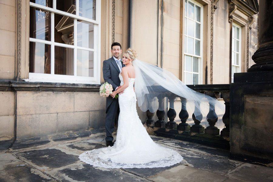 Amy and Steven – Wentworth Church Wedding