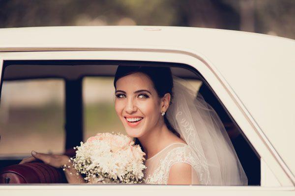 Beautiful Lace Wedding Dress - Heart Back