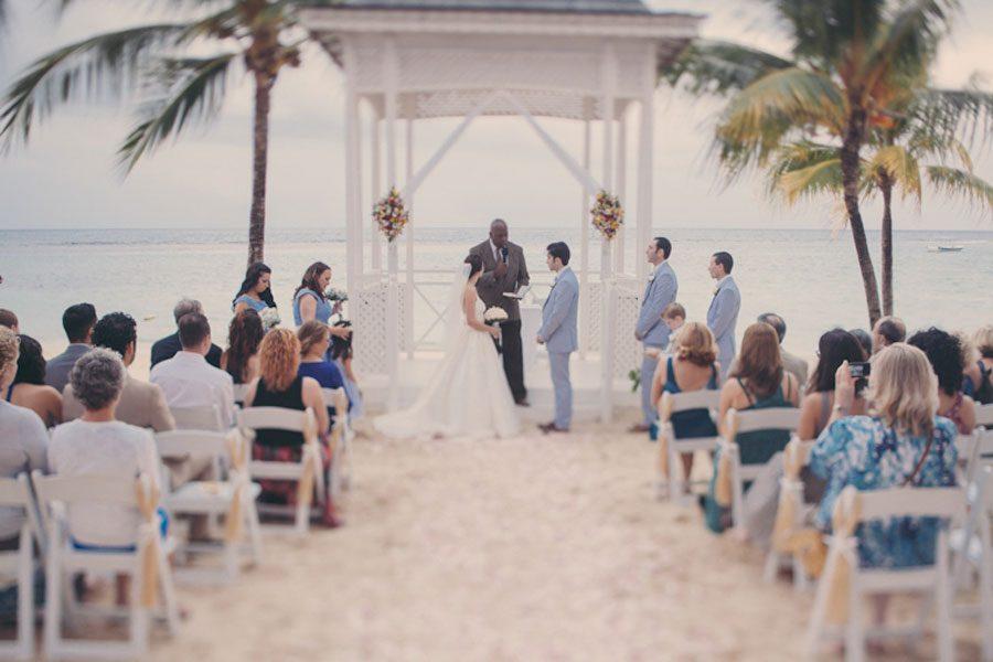 Ocho Rios Jamaica Wedding