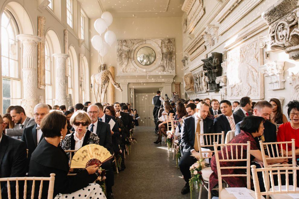 Aynhoe Park Real Wedding