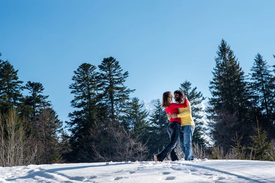 BD-photographies-engagement-celine-vinod-mont-dore-neige-27