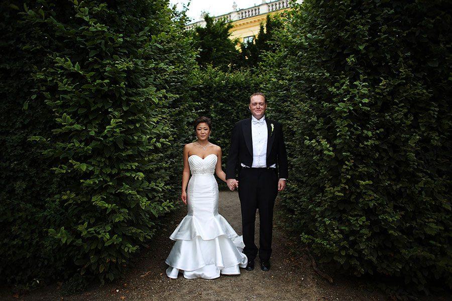 Beautiful Vienna Wedding