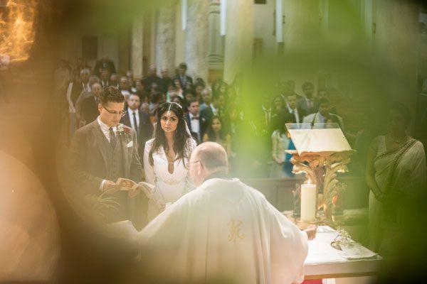St. Peter's Italian Church Wedding, London