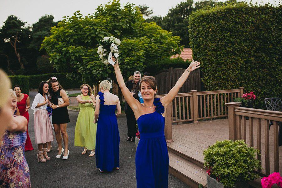 Wedding at Oaks Farm in Croydon