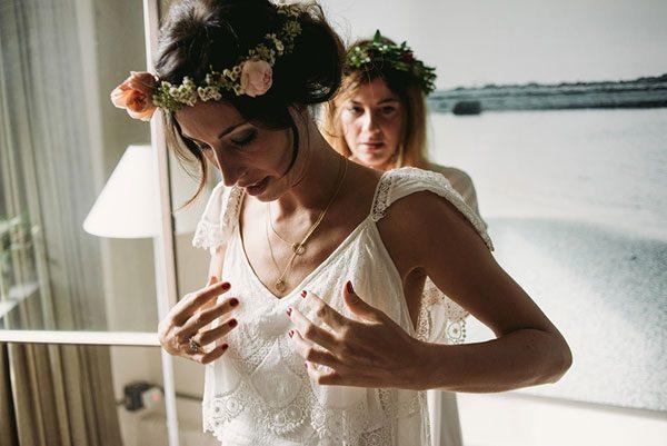 Bohemian Wedding 026