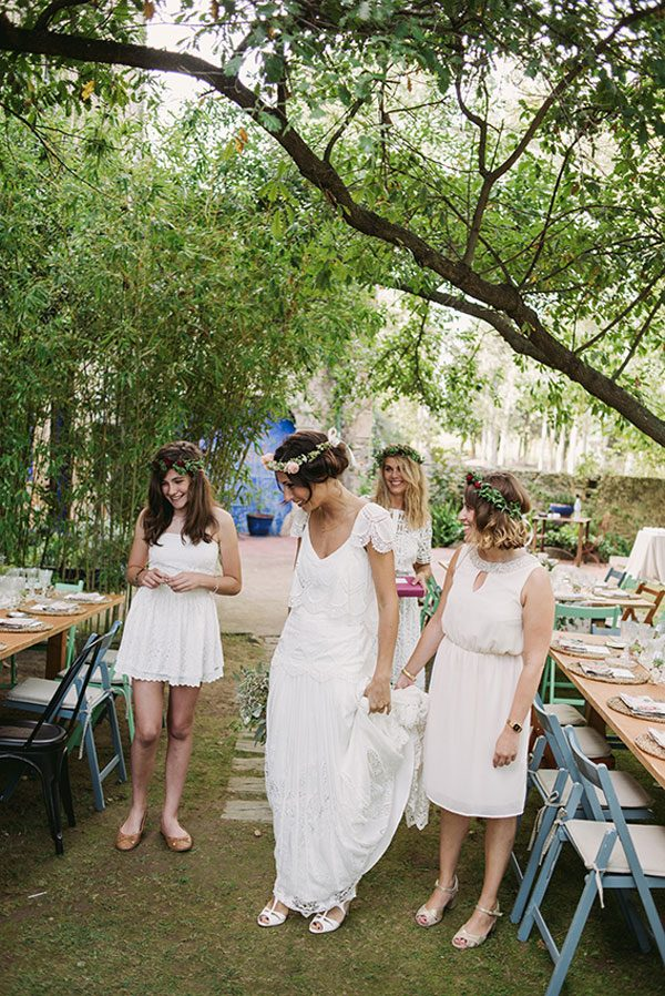 Bohemian Wedding 033