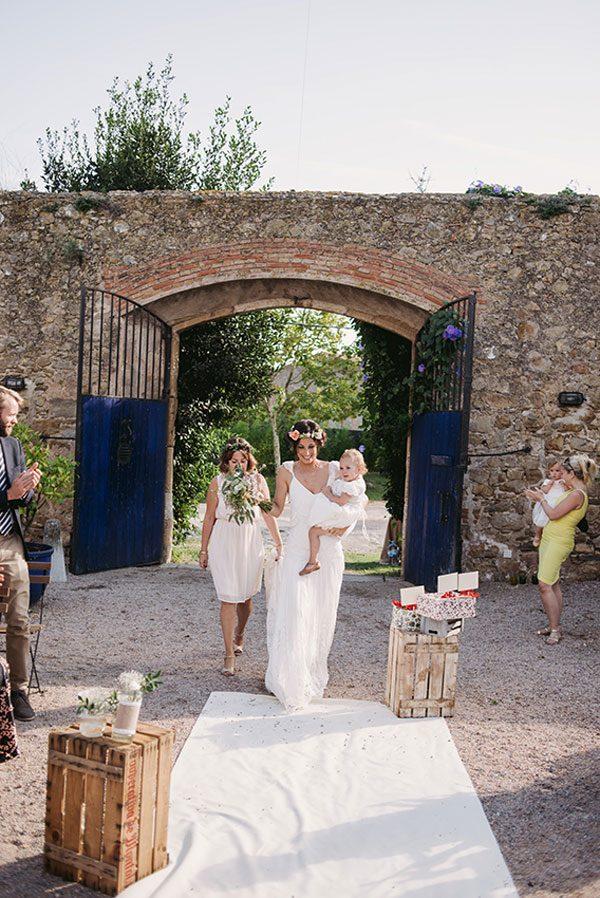 Bohemian Wedding 038