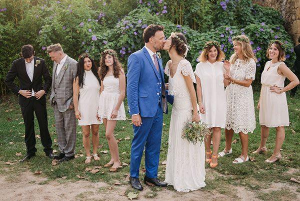 Bohemian Wedding 052