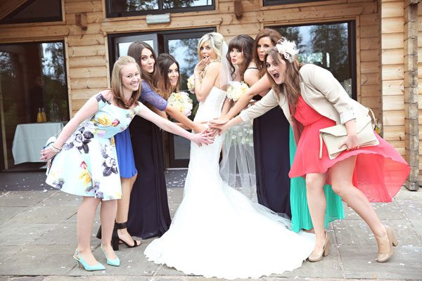 Gemma & Paul's Wedding at Styal Lodge