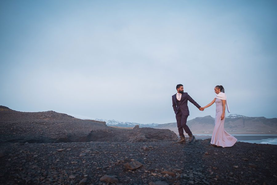 Elopement wedding in Iceland 03