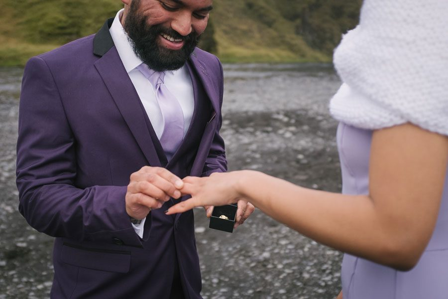 Elopement wedding in Iceland 014