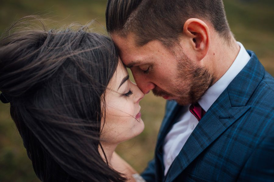 Glencoe Wedding Shoot by Jacqui Paterson