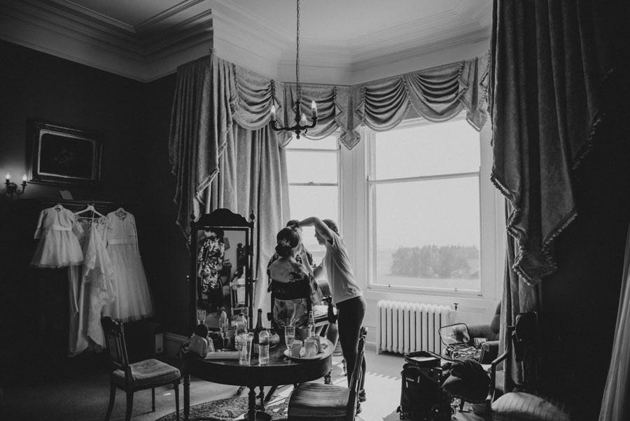 Errol Park Wedding