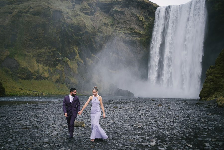 Elopement wedding in Iceland 012