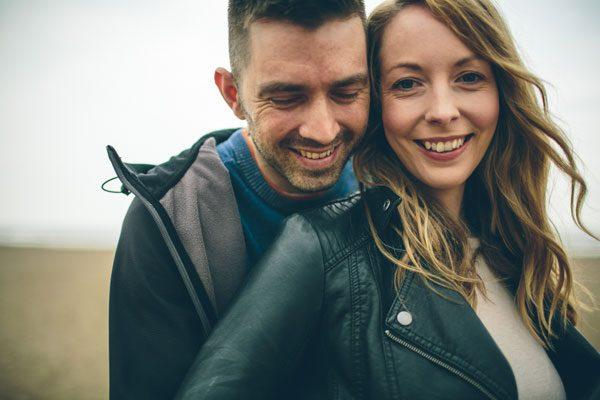 Beach Engagement Proposal Shoot