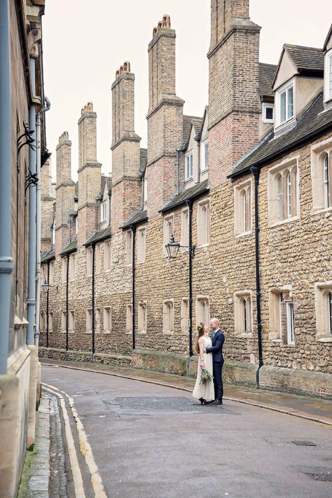Secret Elopement in the Beautiful location of Cambridge