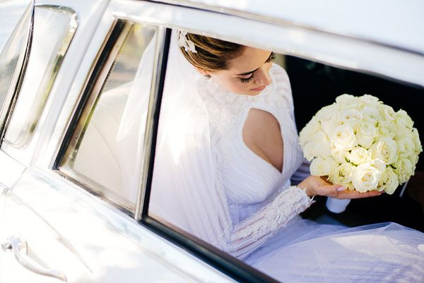A Jaw Dropping Wedding of Pure Elegance
