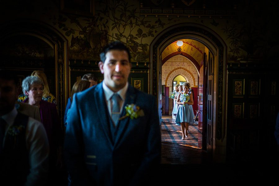 Castle Coch Real Wedding