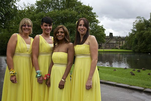 East Riddlesden Hall Wedding