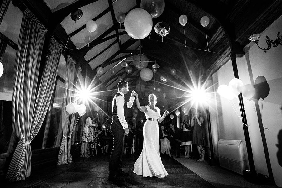 Cressbrook Hall Real Wedding