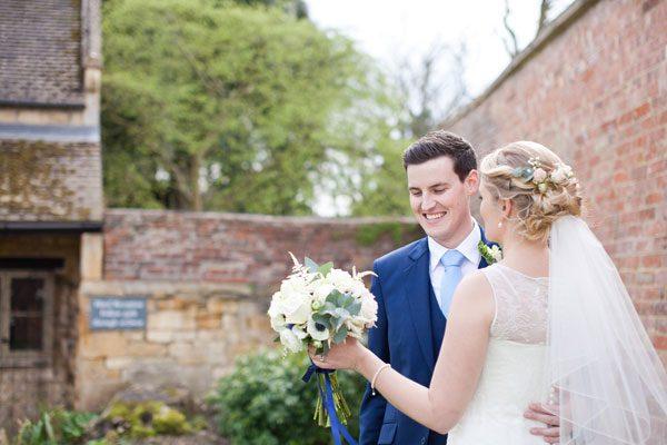 Chris & Catherine's Cotswold Wedding