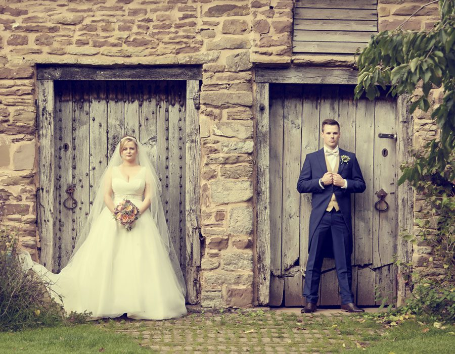Sarah & Mark's Dewsall Court Wedding