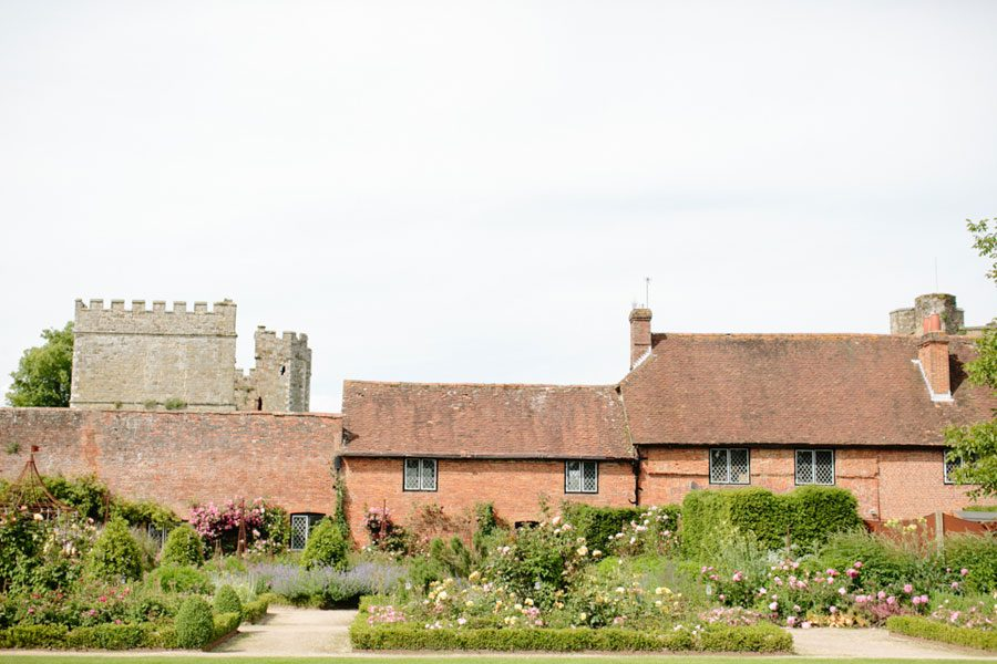 Wedding at Walled Garden, Cowdray in Sussex